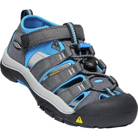 Keen Newport H2 Sandals Youth, magnet/brilliant blue